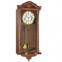 Настенные механические часы Hermle 0341-30-509