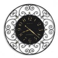 Настенные часы из металла Howard Miller 625-367 Joline