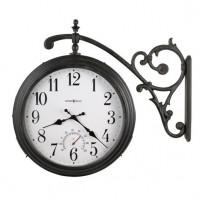Часы настенные двусторонние Howard Miller 625-358 Luis