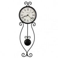Настенные часы из металла Howard Miller 625-495 Ivana