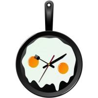 """Часы настенные Tiarella """"Яичница"""""""
