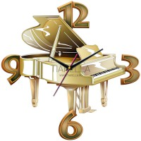 """Часы настенные Tiarella """"Рояль 2"""""""