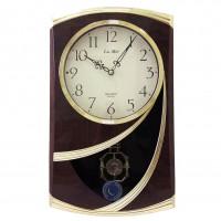 Настенные музыкальные часы с маятником La Mer GE018001