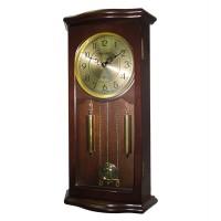 Настенные часы с маятником Sinix 2082 GA