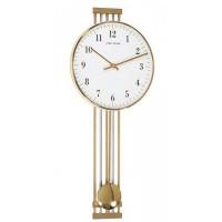 Настенные кварцевые часы Hermle 2200-00-722