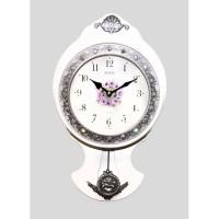 Часы настенные с маятником SINIX 2109W