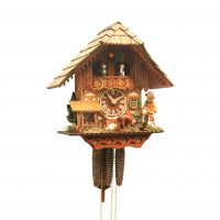 Настенные часы с кукушкой Rombach & Haas 2411