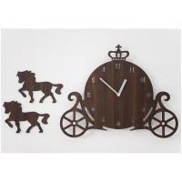 Дизайнерские настенные часы Castita M 01DB