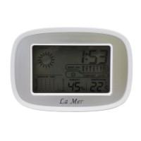 Часы Будильник La Mer DG6649W