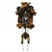 Настенные часы с кукушкой Sinix 601GR