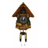 Часы с кукушкой Sinix 693F GR