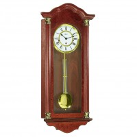 Настенные механические часы Hermle 0141-07-446