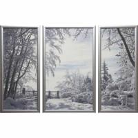 Модульная картина Династия 06-011-01 Зима