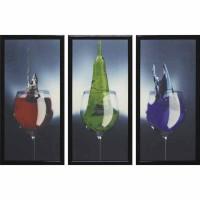 Модульная картина Династия 06-045-03 Трио
