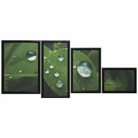 Модульная картина Династия 06-051-04 Утренняя роса