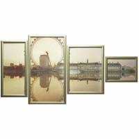 Модульная картина Династия 06-089-06 Колесо обозрения