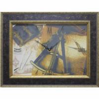 Часы картины Династия 04-013-13 Карта