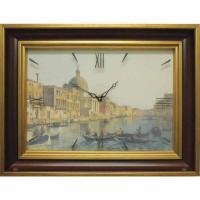 Часы картины Династия 04-021-14 Венеция