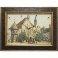 Часы картины Династия 04-032-13 Старая площадь