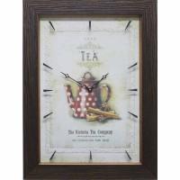 Часы картины Династия 04-042-05 Чайник