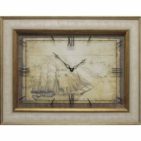 Часы картины Династия 04-043-06 Старый корабль