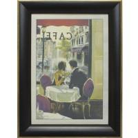 Картина для домае Династия 05-001-02 Завтрак в кафе