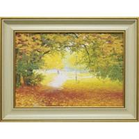 Картина для дома Династия 05-013-03 Осенняя прогулка