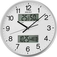 Настенные часы Seiko QXL013SN с датой