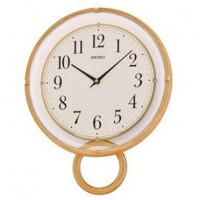 Настенные часы Seiko QXC236GN с маятником