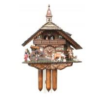 Настенные механические часы с кукушкой Rombach & Haas 4511