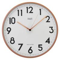 Настенные часы B&S YN 7709