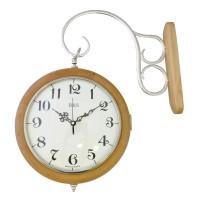 Настенные двусторонние часы B&S YN 1007