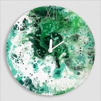 Настенные часы Jclock Джоко JC15p зеленый
