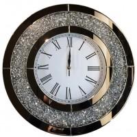 Настенные зеркальные часы Clock'In 5