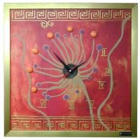 Настенные часы Династия 03-301 Завораживающий цветок