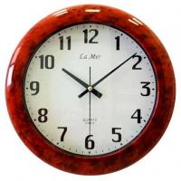 Настенные часы LAMER GD 180002 BRN
