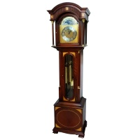 Напольные элитные часы James Stewart model 4