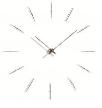 Часы Nomon  MERLIN 12N GRANDE 155 WENGE/CHROME,  d=155см