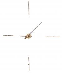 Часы Nomon  MERLIN 4 GOLD N 155 WALNUT/GOLD,  d=155см