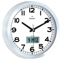 Настенные цифровые часы GALAXY MT-1964-3