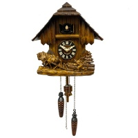 Часы с кукушкой SARS 0439-8M