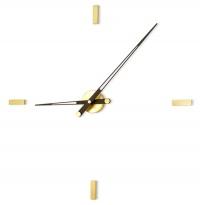 Часы Nomon Tacon 4 Gold N, wenge, d=105см