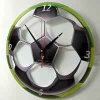 """Часы настенные Tiarella """"Футбол-2"""""""
