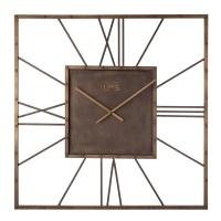 Настенные квадратные часы Tomas Stern 9085