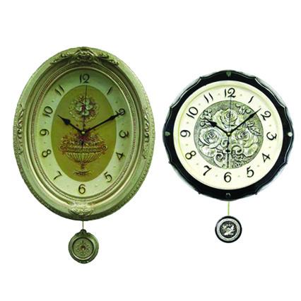 Artima (Ю. Корея) Кварцевые настенные часы с маятником