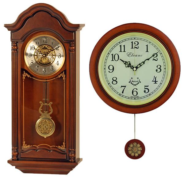Elcano (Ю. Корея) Настенные часы с маятником