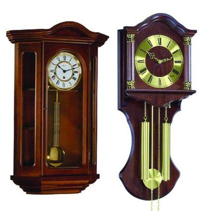 HERMLE (Германия) - настенные часы с боем