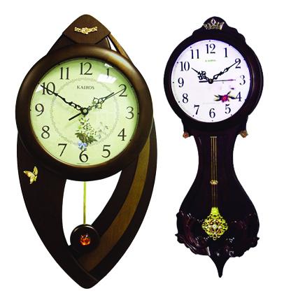 Kairos (Ю.Корея)Кварцевые настенные часы с маятником