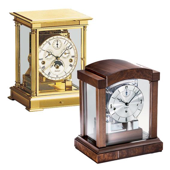 Kieninger (Германия) Механические настольные часы