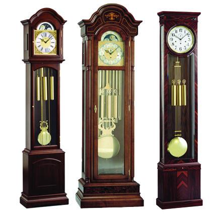 Элитные напольные часы